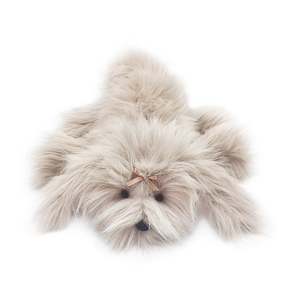 'SCHANNEL' LUX SHIH TZU DOG PLUSH TOY