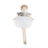 'Adele' Small Keepsake Silver Angel Doll