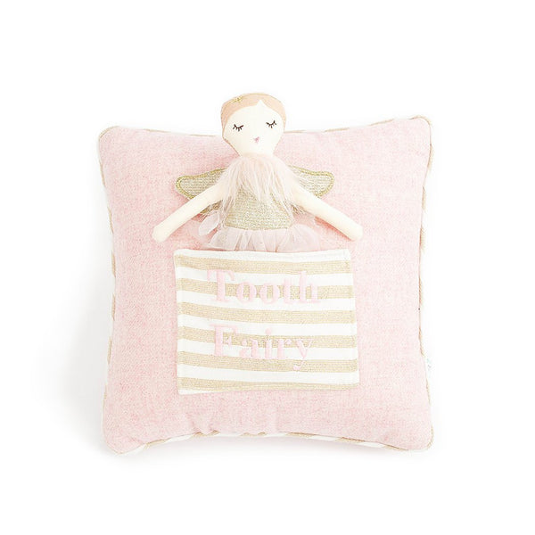 TOOTH FAIRY DOLL AND PILLOW SET
