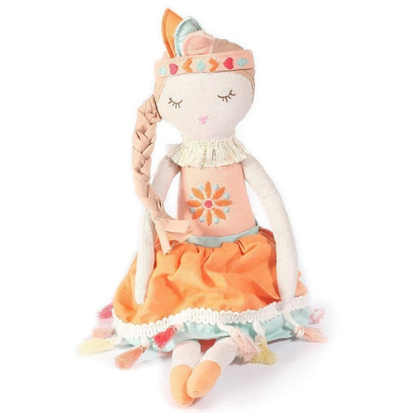 'Claire' Bohemian Princess Doll - Large