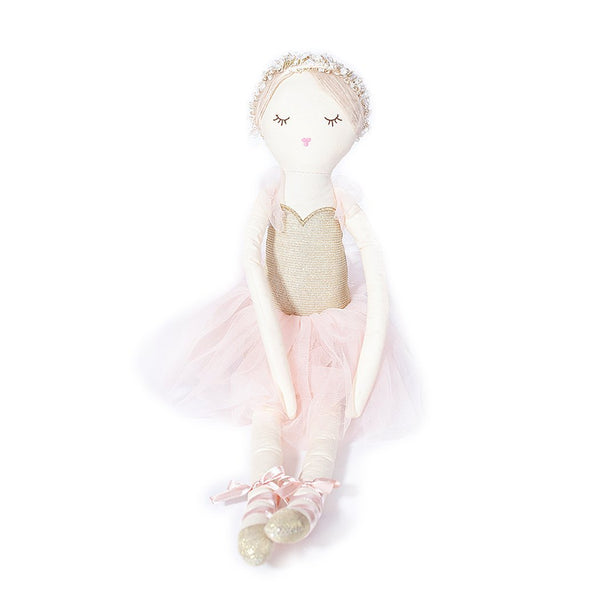 'BELLE' SUGAR PLUM BALLERINA DOLL