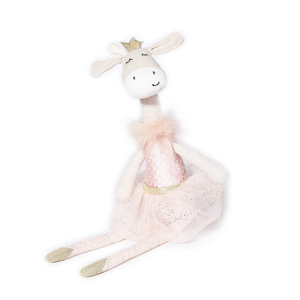 'GISELLE' GIRAFFE PRINCESS HEIRLOOM DOLL