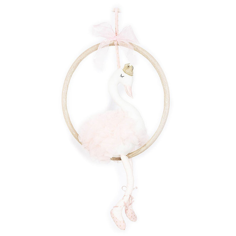 Swan Princess Ballerina Mobile