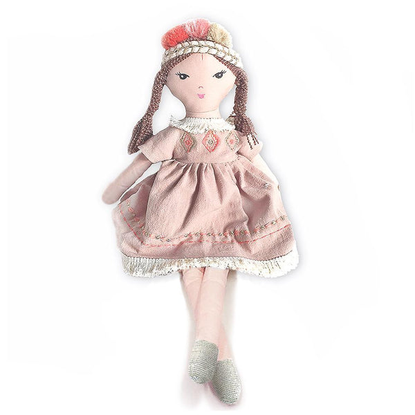 TRIBAL PRINCESS HEIRLOOM DOLL 'RUTHIE'