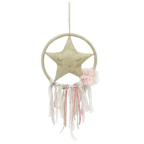 DREAMY STAR RIBBON MOBILE