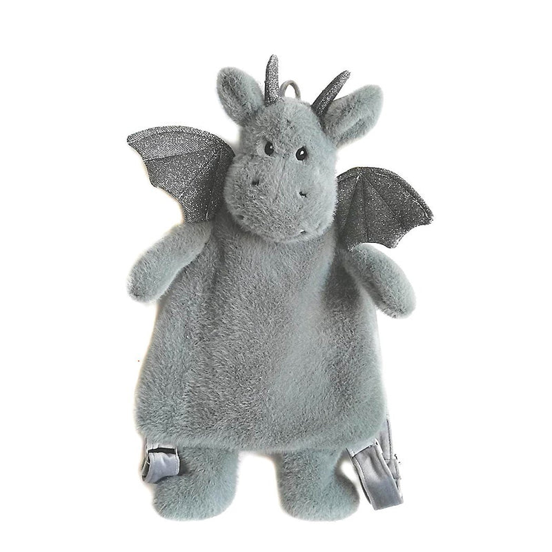 'DAX' SAGE DRAGON KID'S PLUSH BACKPACK