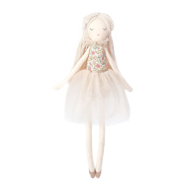 VANILLA SCENTED HEIRLOOM DOLL 'NILLA'