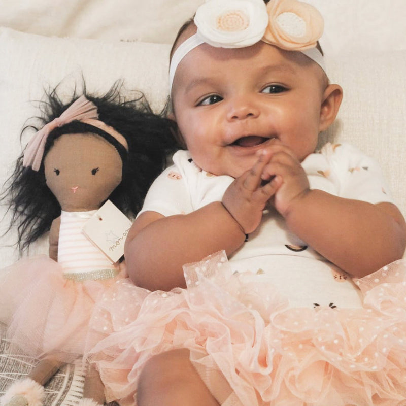 'Bailee' Ballerina African American Doll