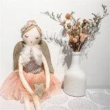 'Anna' Large Pink Angel Doll