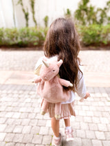 'Uliana' Unicorn Plush Backpack
