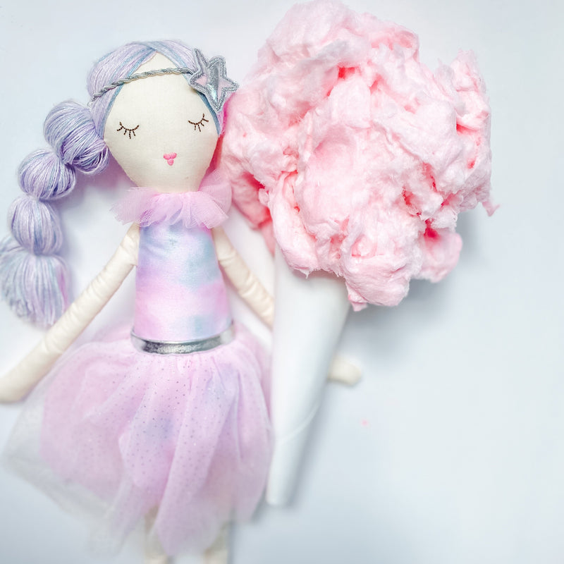 'CANDY' Scented Soft Doll