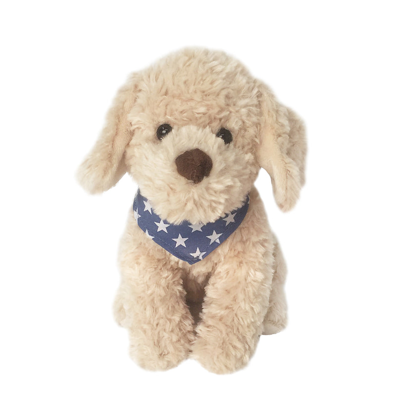 'BENTLEY' GOLDENDOODLE PLUSH TOY