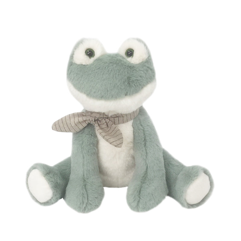 'FITZGERALD' THE FROG PLUSH TOY
