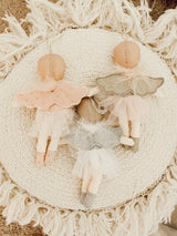 Assorted Angel Doll Christmas Ornaments
