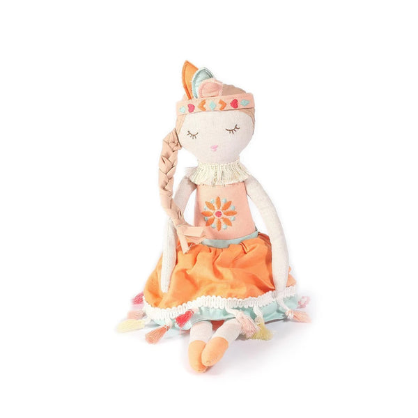'Claire' Bohemian Princess Doll - Small