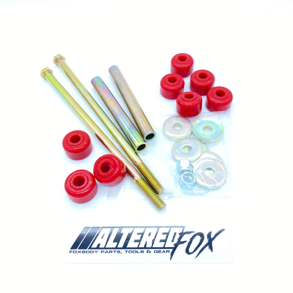 Front Sway Bar Endlinks - Prothane 19417