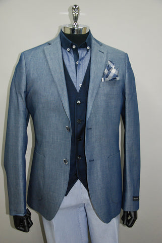 COTTON AND LINEN JACKETS