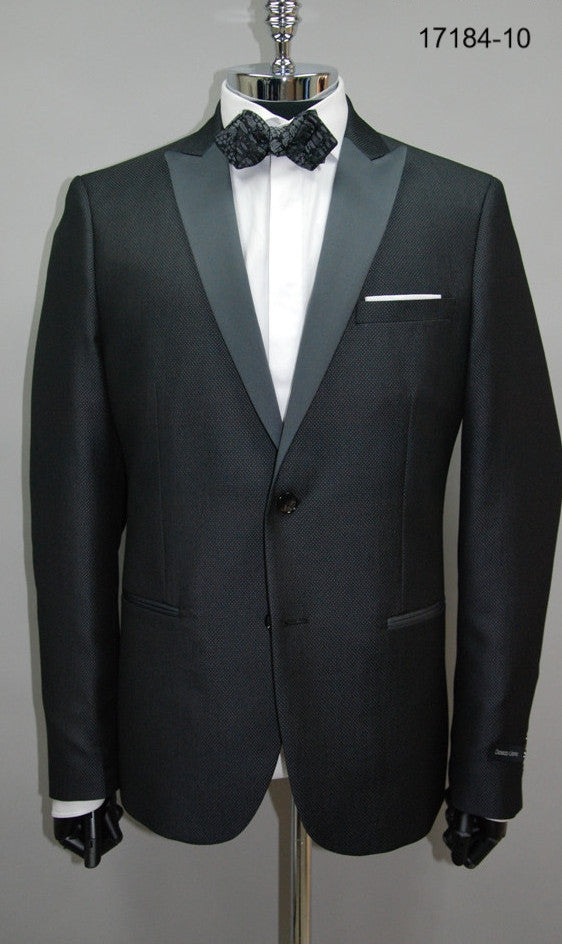 FOX : FANCY PEAK LAPEL TUXEDO