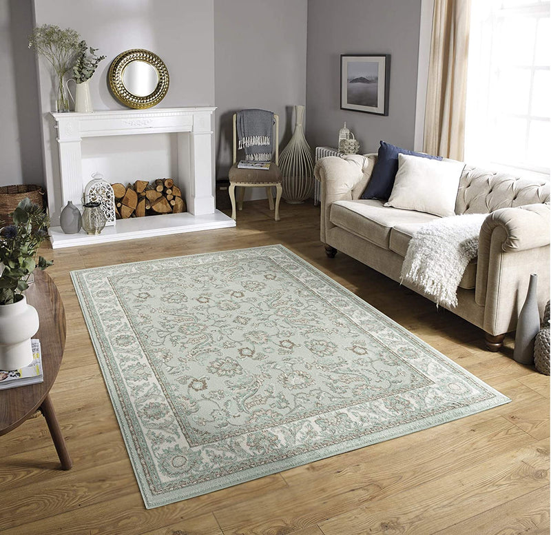 5190 Turquoise Persian Oriental Area Rugs