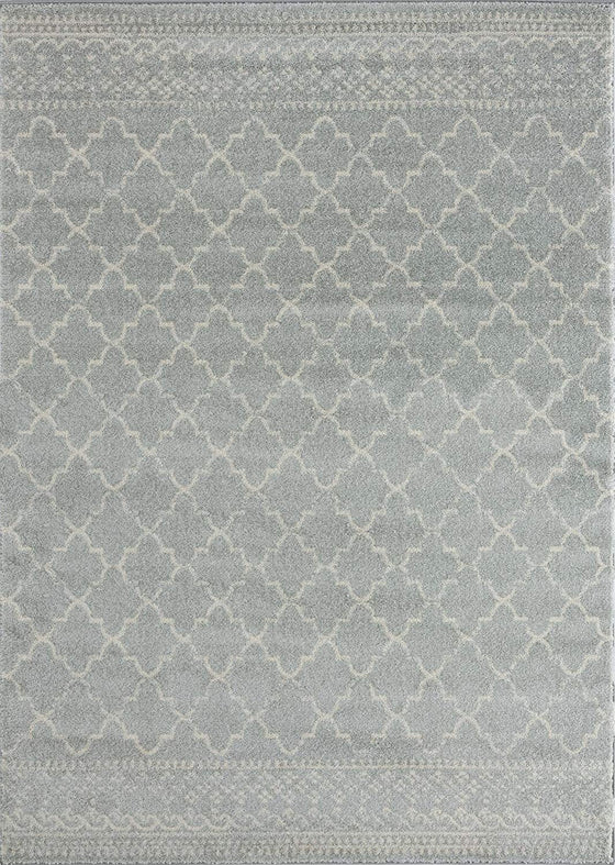 5042 Gray Boho Farmhouse Vintage Area Rugs