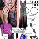 Get Glowing x Style File