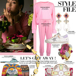 Let's Gift Away x Style File