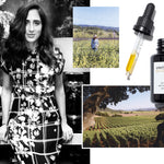 How this Vintner's Daughter created the perfect cure-all botanical serum.