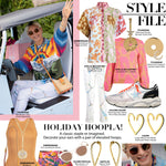 Holiday Hoopla x Style File