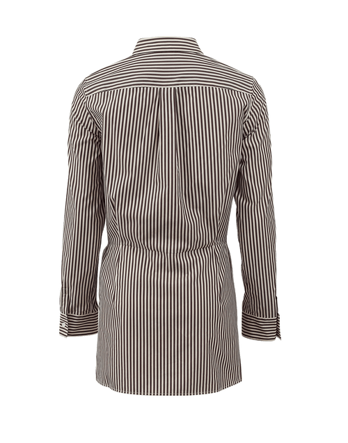 3.1 PHILLIP LIM CLOTHINGTOPMISC Tie Front Striped Top
