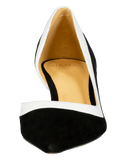 ALEXANDRE BIRMAN SHOEMISC Wavee Kitten Heel Pump