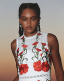 ALEXIS CLOTHINGDRESSCASUAL Embroidered Leomie Dress