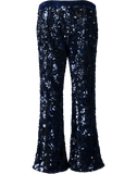 ALEXIS CLOTHINGPANTCROPPED Pace Sequin Pant