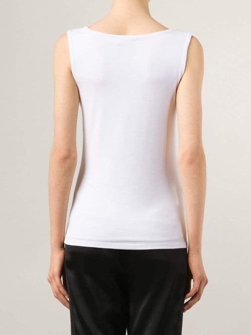 ALLUDE CLOTHINGTOPTANK Stretch Shell Tank