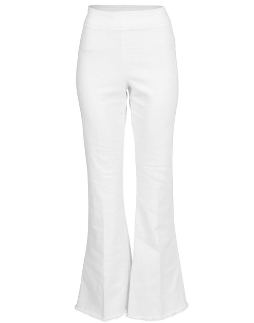 AVENUE MONTAIGNE CLOTHINGPANTMISC Bellini Denim Flare Leg Pant