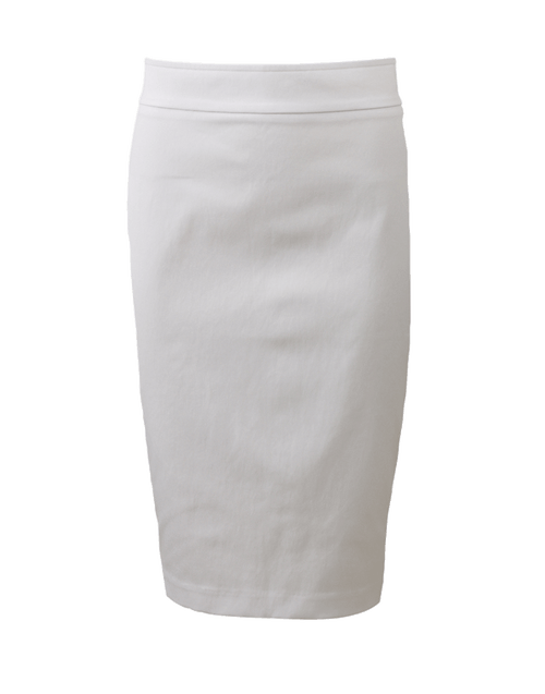 AVENUE MONTAIGNE CLOTHINGPANTSLIM FIT Pull-On Stretch Pencil Skirt