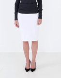 AVENUE MONTAIGNE CLOTHINGSKIRTKNEE LENGT Pull-On Stretch Pencil Skirt
