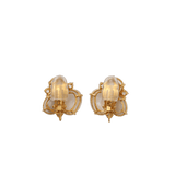 BOUNKIT JEWELRY JEWELRYBOUTIQUEEARRING PEARL Moonstone And Mother Of Pearl Earrings