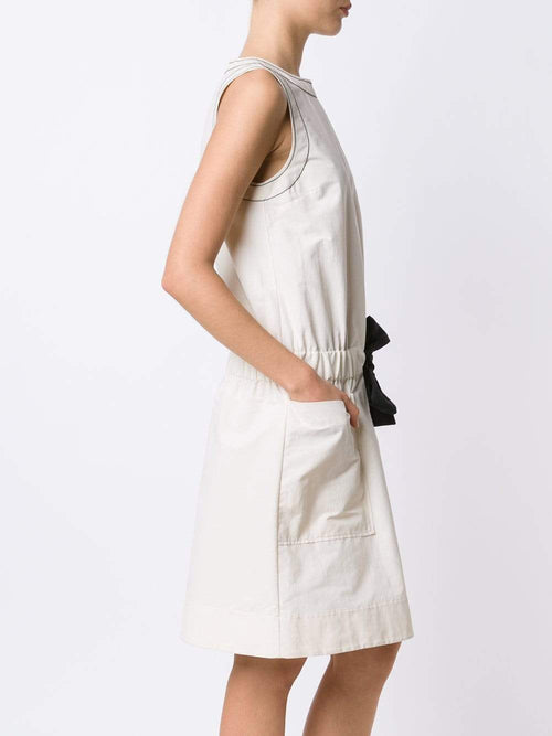 BRUNELLO CUCINELLI CLOTHINGDRESSCASUAL Drop Waist Dress