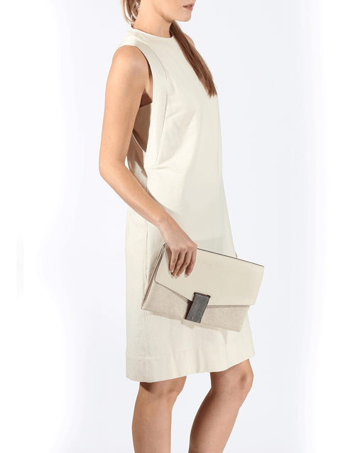 BRUNELLO CUCINELLI CLOTHINGDRESSCASUAL Stretch Jersey Dress