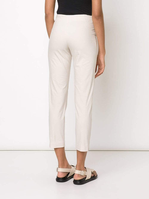 BRUNELLO CUCINELLI CLOTHINGPANTCROPPED Cotton Ankle Pant