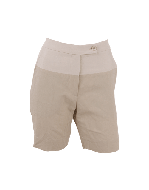 BRUNELLO CUCINELLI CLOTHINGPANTSHORT Two Tone Shorts