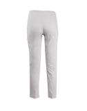 BRUNELLO CUCINELLI CLOTHINGPANTSLIM FIT Cotton Side Zip Pant