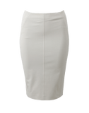BRUNELLO CUCINELLI CLOTHINGSKIRTKNEE LENGT Stretch Cotton Pencil Skirt
