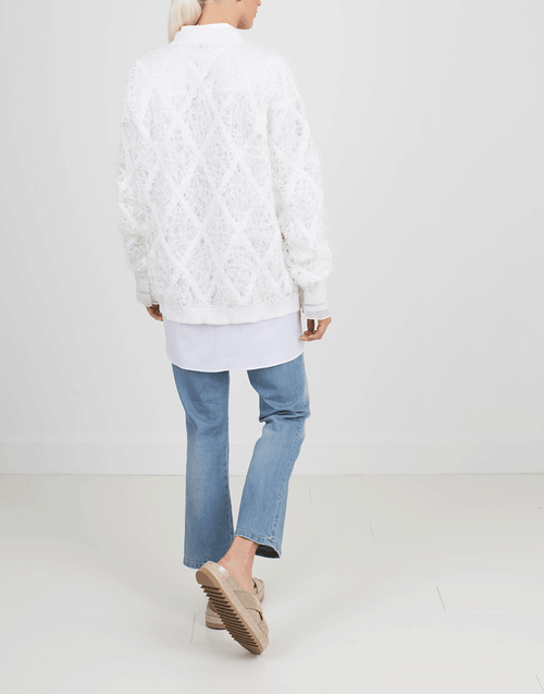 BRUNELLO CUCINELLI CLOTHINGTOPCARDIGAN Pailette Embroidered Cardigan