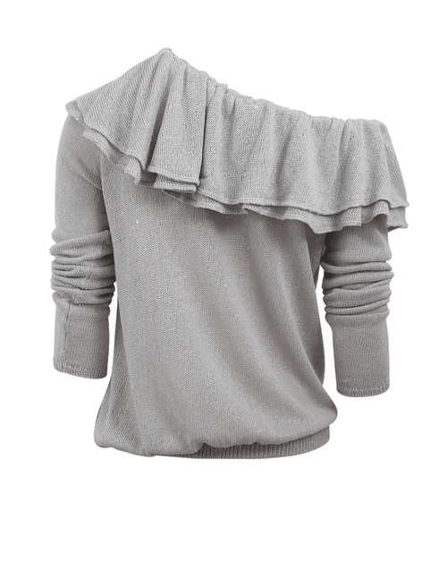 BRUNELLO CUCINELLI CLOTHINGTOPMISC Off Shoulder Top