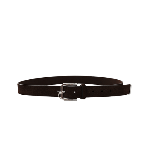 BRUNELLO CUCINELLI MENSACCESSORYBELTS Weathered Suede Belt