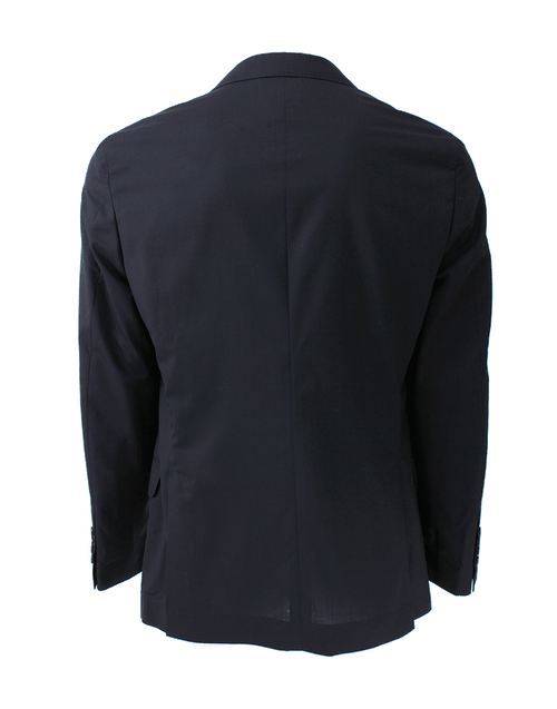 BRUNELLO CUCINELLI MENSCLOTHINGJACKET NAVY / 50 Navy Travel Blazer