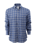 BRUNELLO CUCINELLI MENSCLOTHINGSHIRT Plaid Shirt