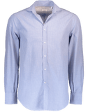 BRUNELLO CUCINELLI MENSCLOTHINGSHIRT Spread Twill Check Shirt