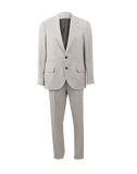 BRUNELLO CUCINELLI MENSCLOTHINGSUIT Hopsack Notch Lapel Suit